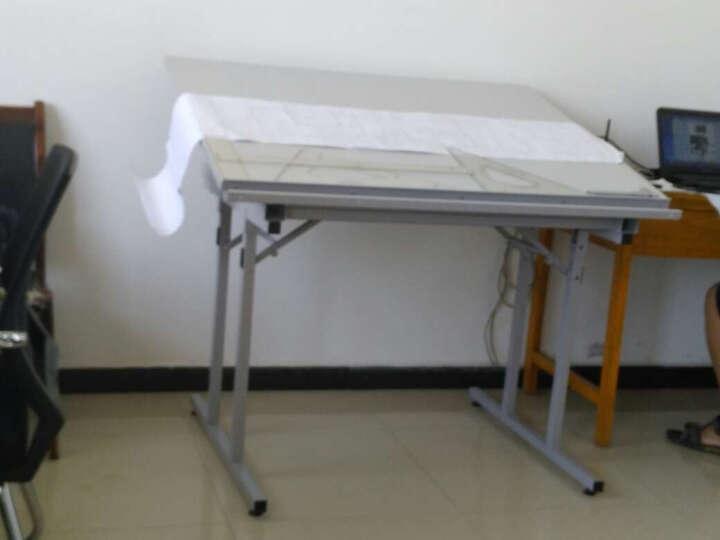 欧晟(ousheng) 办公家具 绘图桌 工程制图桌 美术桌 书画桌 折叠绘图桌0号 晒单图