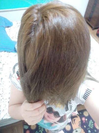 欧莱雅(LOREAL)卓韵霜时尚炫雅褐金染发剂6.13号(金色系染发膏 富含炫闪因子 有效遮盖白发) 晒单图