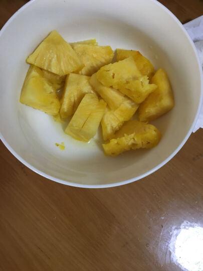 诚食 海南金钻凤梨 2个装 新鲜水果 晒单图