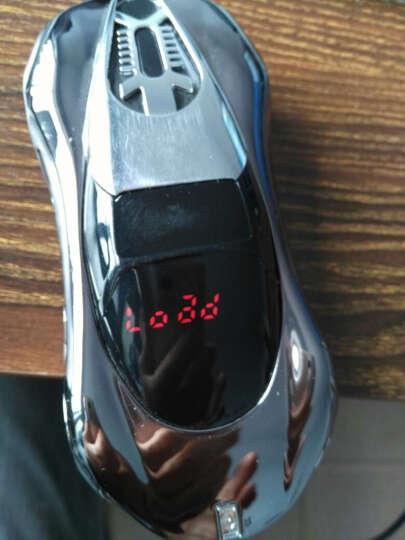 拍度 电子狗 新款加强版智能云狗 自动升级 流动固定测速仪 安全预警仪 车载雷达测速仪 云狗玛莎拉蒂红色(一键升级) 晒单图