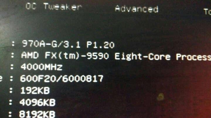 华擎科技(ASRock)970A-G/3.1主板 ( AMD 970 / Socket AM3+ ) 晒单图
