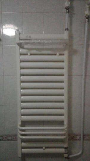 欧朗德全能钢制暖气片家用水暖壁挂式散热器换热器过水热定制采暖 钢制60 1800mm高 晒单图