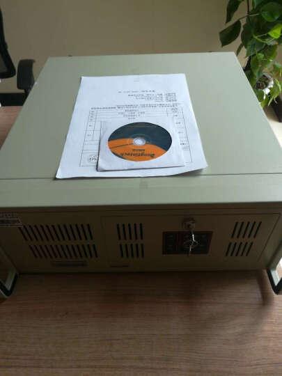东田工控机IPC-610M 研华A21 6串口 10USB 4PCI支持XP工业服务器电脑 SIMB-A21/I7-2600(3.4GHz) 4G/1T/DVD/WIN7专业版32位中文正版系 晒单图