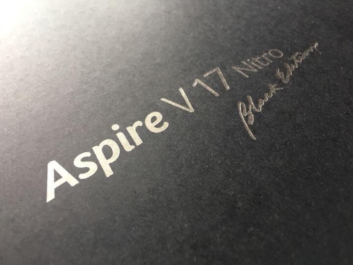 宏碁(Acer)暗影骑士3 pro vn7 GTX1060 6G 17.3英寸游戏笔记本电脑(i7-7700HQ 16G 256GSSD+1T 眼球追踪 IPS) 晒单图