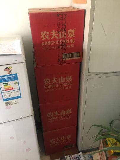 农夫山泉 长白山矿泉水 天然饮用水系列整箱 2L*8瓶 4箱价 晒单图