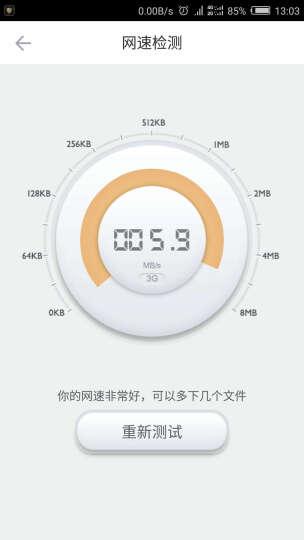 中国电信 四川电信 3G/4G通用上网卡年卡(24G流量)手机卡 上网卡 流量卡 流量低至1分钱 跨月不清零 晒单图