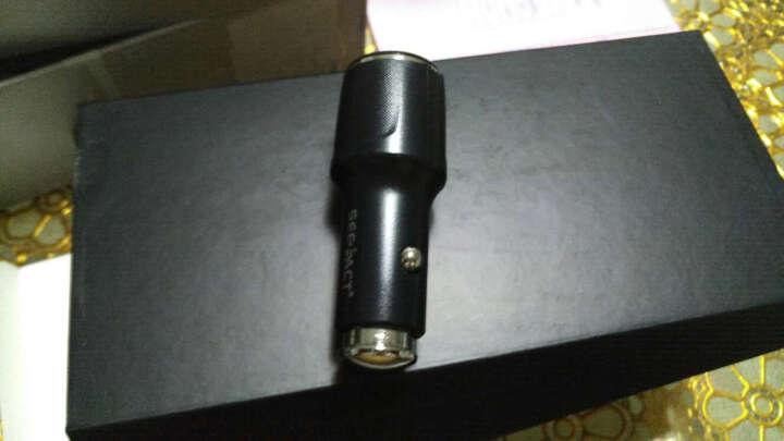 嘉途(SEEFACT)K1 车载充电器 双USB车充 点烟器MP3调频发射蓝牙音乐播放器 标准版 晒单图