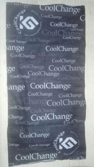 酷改(Coolchange) 酷改自行车魔术头巾骑行面巾款防晒冬季面罩户外围脖骑行装备 冰与火(买3免1) 晒单图