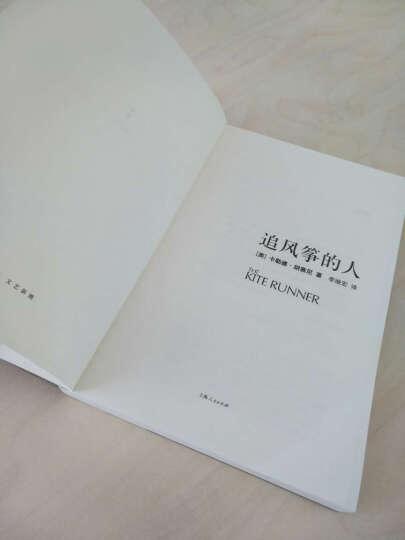 追风筝的人 胡塞尼中文版灿烂千阳 高圆圆力荐情感读物 女性的动人故事 晒单图