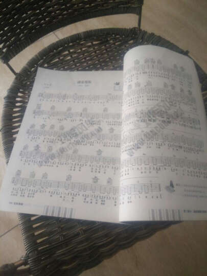 吉他自学入门与提高 三月通 一本通吉他书 古典考级教材 独奏曲集从零开始学 弹唱曲 晒单图