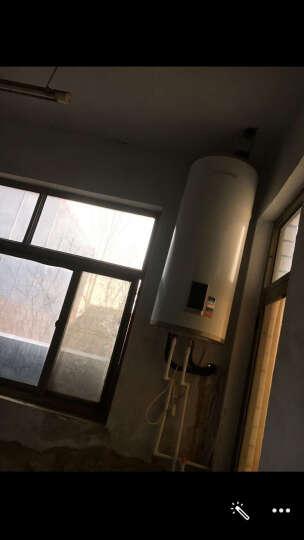 桑乐SANGLE壁挂式太阳能热水器家用 2500W 全自动电热水器 光电两用【包安装】 晒单图