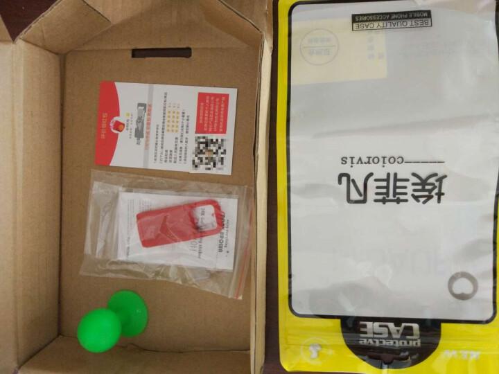 I-FUAUF 小米5电池后盖 小米5手机壳 手机保护套电池外壳 适用于小米5/MI5 小米5电池盖-木棉花 晒单图