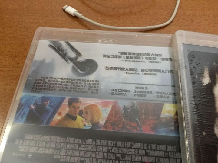 星际迷航:黑暗无界(蓝光碟 BD50) 晒单图