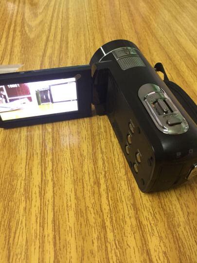 进口欧达Z8摄像机数码DV全高清闪存双重五轴防抖红外遥控2400万像素32G闪存16倍变焦 黑色 京东配送+32G卡+电池+三脚架+广角增距送大礼包 晒单图