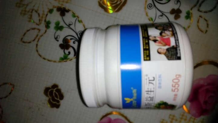 格丽斯益生元粉益生菌粉550g低聚果糖成人益生菌儿童益生菌 晒单图
