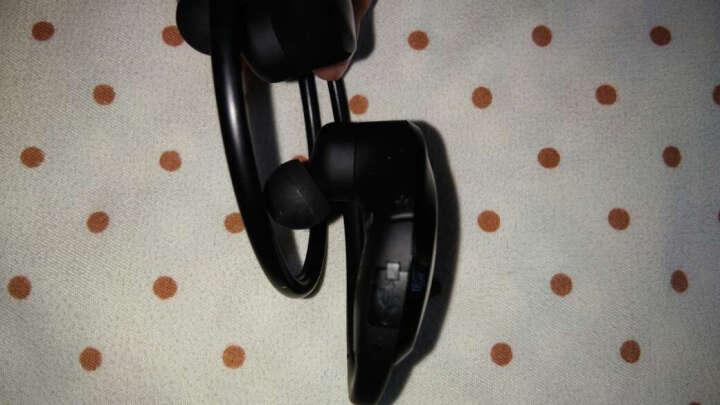 DACOM Athlete 运动蓝牙耳机跑步耳麦双耳音乐无线入耳头戴式适用于苹果安卓通用 蓝色 晒单图