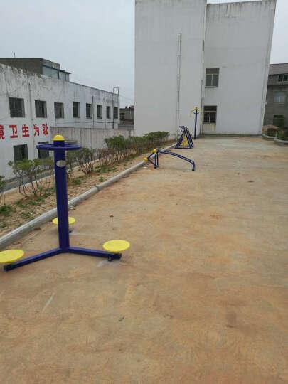 健伦(JEEANLEAN) 户外健身器材室外公园小区社区广场老年人体育用品运动路径 九件套健身器材 晒单图