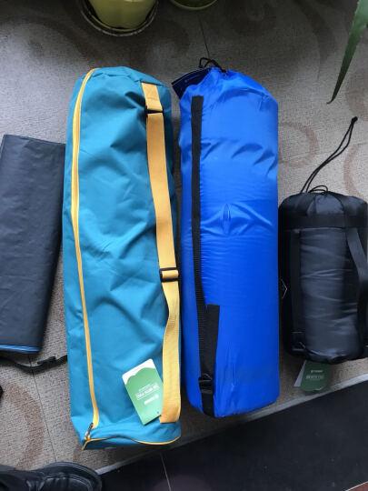 3-4人自动液压帐篷专配草地沙滩野餐垫防潮地垫 PE防潮垫 晒单图