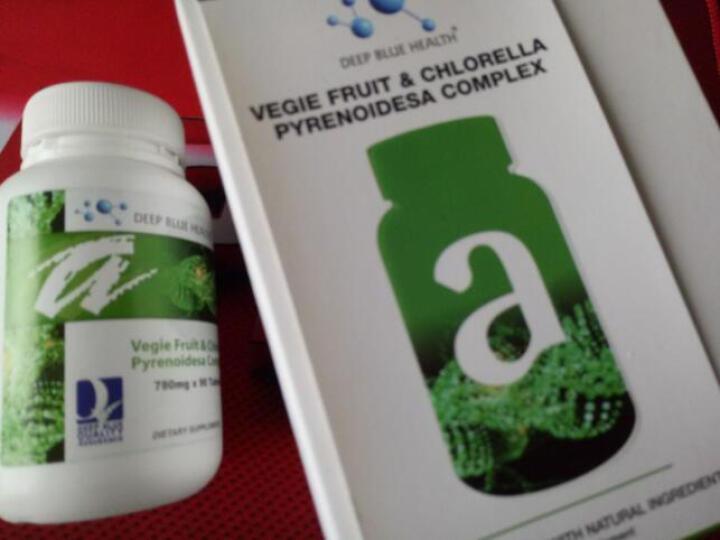 深蓝健康(Deep Blue Health)新西兰原装进口益生高碱性食品小苏打片碱性体质 1瓶装 晒单图