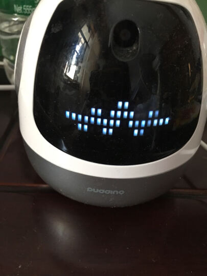 roobo pudding布丁一代家庭迷你智能机器人 晒单图