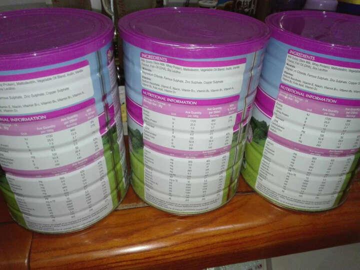 澳滋(OzFarm) (悉尼直邮)澳兹Oz Farm进口孕妇奶粉孕妈脱脂牛奶添加DHA 晒单图