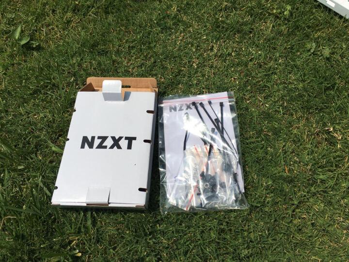 恩杰 NZXT S340 白色 中塔式机箱(钢化面板/支持280水冷与长显卡/侧透/兼容固态硬盘) 晒单图