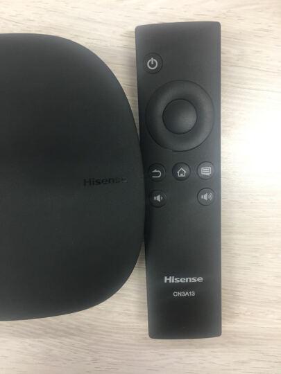 海信(Hisense)PX510 网络机顶盒 安卓智能电视盒子 4K高清播放器 硬解H.265双天线WIFI 晒单图