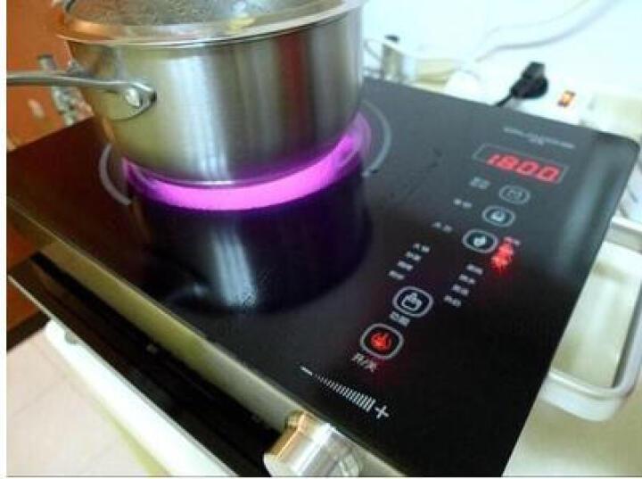 东果(DUVOG)电陶炉家用电磁炉茶炉7环火双控不挑锅 美味爆炒 多功能 大功率 DG-EC2801 晒单图