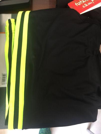 豪客虎夏季新款男士运动裤七分裤五分裤运动短裤休闲收口直筒跑步裤篮球短裤健身短裤 黑白939款(短裤) 3XL/185 晒单图
