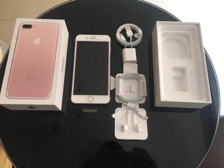 【移动赠费版】Apple iPhone 7 Plus (A1661) 128G 玫瑰金色 移动联通电信4G手机 晒单图