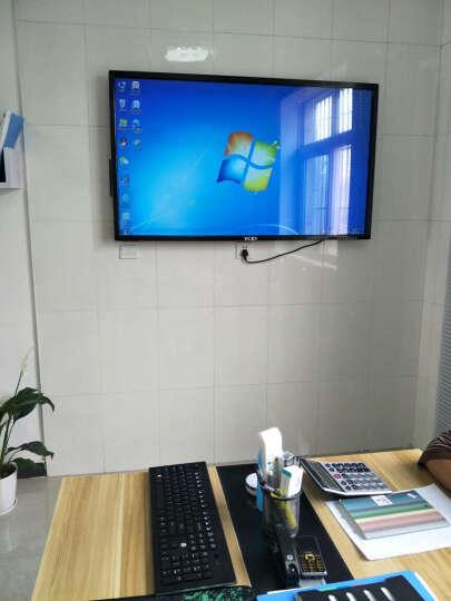 YCZX 教学一体机会议触摸屏电视电脑电子白板多媒体触摸一体机壁挂幼儿园商显触控机广告机 32英寸触摸一体机 i5/4G/120G固态 晒单图