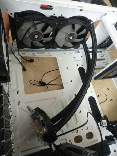 恩杰(NZXT)P410 白色 中塔式机箱(支持240水冷与长显卡/侧透/兼容固态硬盘) 晒单图