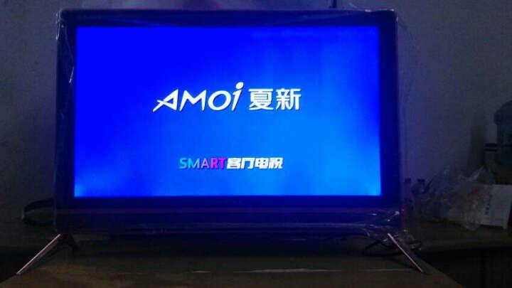 夏新(AMOI) 328B窄边框彩电22/24/28英寸高清蓝光LED平板液晶防爆电视 22英寸防爆电视 晒单图