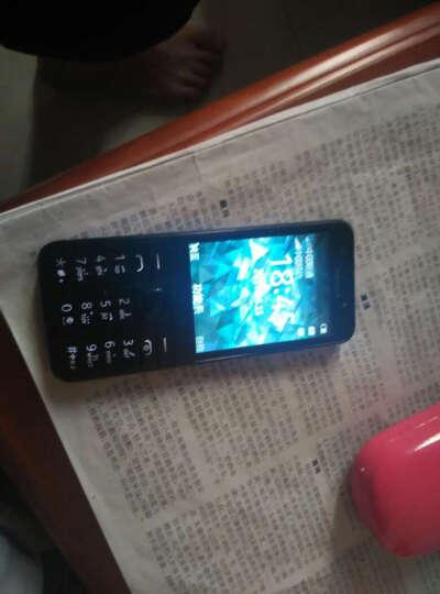 诺基亚(NOKIA)  230DS 双卡双待 老人手机 银灰色 移动联通2G 晒单图