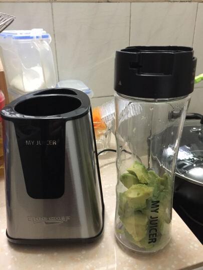 ERGO  CHEF MY JUICER S 新款3代便携榨汁机家用搅拌机料理机果汁机 新款全套装(榨汁机+研磨杯)(含赠品大礼包) 晒单图