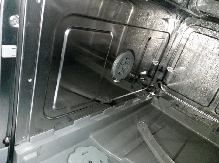 CAL洗碗机嵌入式家用台式全自动6套除菌烘干小型迷你机 CT55AL061H 6套台嵌两用 预售不发货 晒单图