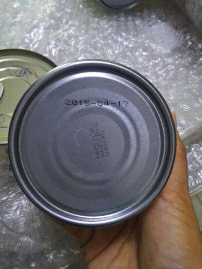 鲜得味 金枪鱼罐头 泰国进口 方便熟食沙拉酱吞拿鱼海鲜速食罐头 马沙文咖喱味185g*3罐 晒单图