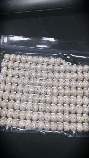 局器 大厂海南星月菩提手串108颗精挑高密正月佛珠菩提手链 菩提子手串男女款项链送22颗 局器级精挑A+8X6 桶珠正月高密 晒单图