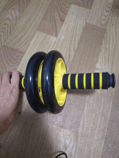 飞尔顿(FEIERDUN)臂力器/健腹轮/腹肌轮/俯卧撑支架家用男士健身套装运动健身器材 FED-8788健身三件套50kg组合 晒单图