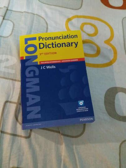 Longman Pronunciation Dictionary, Paper with CD-ROM (3rd Edition)[朗文英语发音词典,书附CD] 英文原版 晒单图