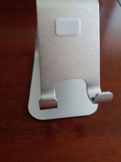 技光(JEARLAKON)JK-D06 懒人手机支架 可折叠式桌面平板电脑iPad支架 铝合金通用手机架充电底座 晒单图