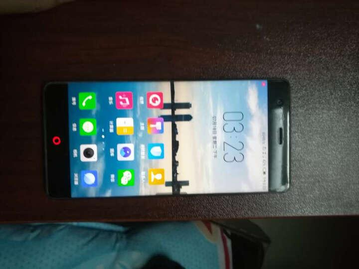 【新年货】努比亚nubia Z17 无边框 曜石黑 6GB+64GB 全网通 移动联通电信4G手机 双卡双待 晒单图