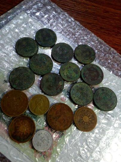【严格按图发货】公博评级币 1912年发行  开国纪念币 10文铜币 XF40 安庆版 晒单图