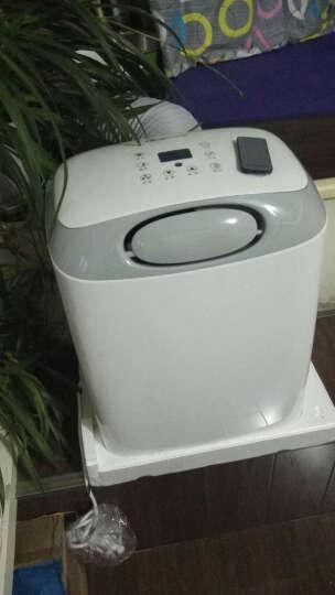 凡萨帝(FASATO)小1匹 移动空调单冷一体机 净化器 抽湿除湿机 加湿器 家用静音空调 晒单图