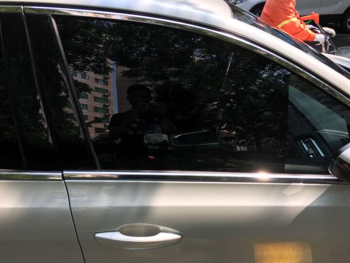尼拉NIRA 汽车贴膜 车膜 隔热汽车防爆膜前挡太阳膜 全车玻璃隔热贴膜 全车贴膜特殊车型专用 晒单图