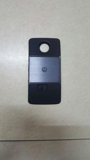 摩托罗拉(Motorola) 摩托罗拉 Moto z2 play 手机 全网通(4+64G)金色 模块化 晒单图