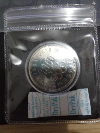 【甲源文化】日本1000日元纪念银币 1964年昭和39年东京奥运会 品相大致如图 单枚圆盒装 送全套配件A-130 晒单图