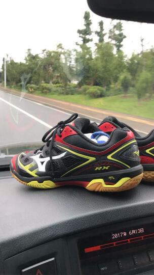 MIZUNO 美津浓WAVE FANG  RX RV VS男女羽毛球鞋减震防滑耐磨运动鞋 黑色RX  150562 42=270MM 晒单图
