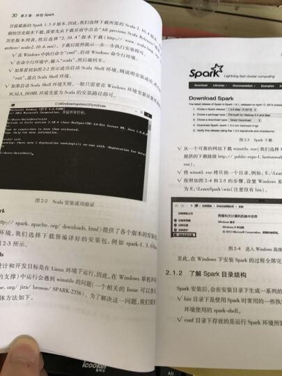 Spark大数据处理: 原理、算法与实例 晒单图