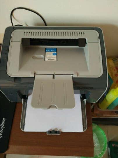 惠普(HP)LaserJet Pro P1106黑白激光打印机&松下(Panasonic)PT-SX1100 办公 投影机 晒单图